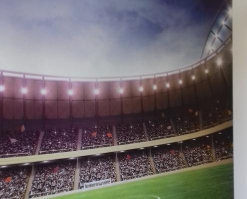 Fotostat af Stadion Esbjerg