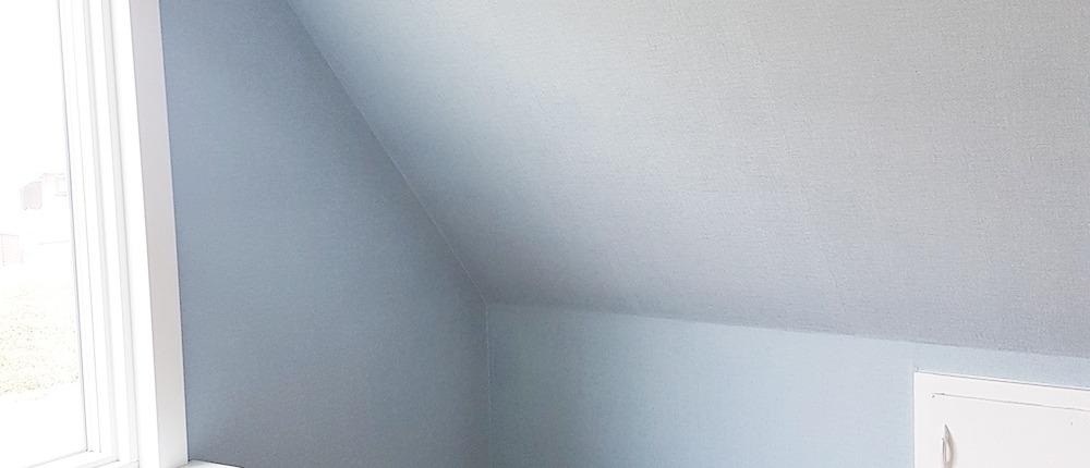 Tapet værelse Esbjerg